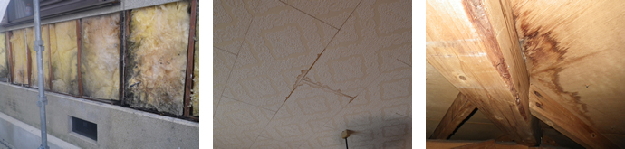 外壁や屋根の劣化が進行 放っておくとこんなことに!