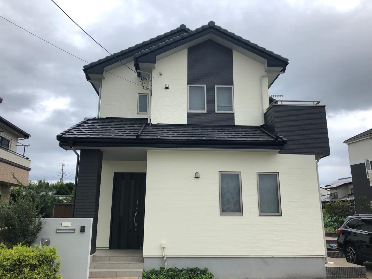 近隣での実績が多くあり、実際に完成した家を見ること事ができ、色を決める参考になった。